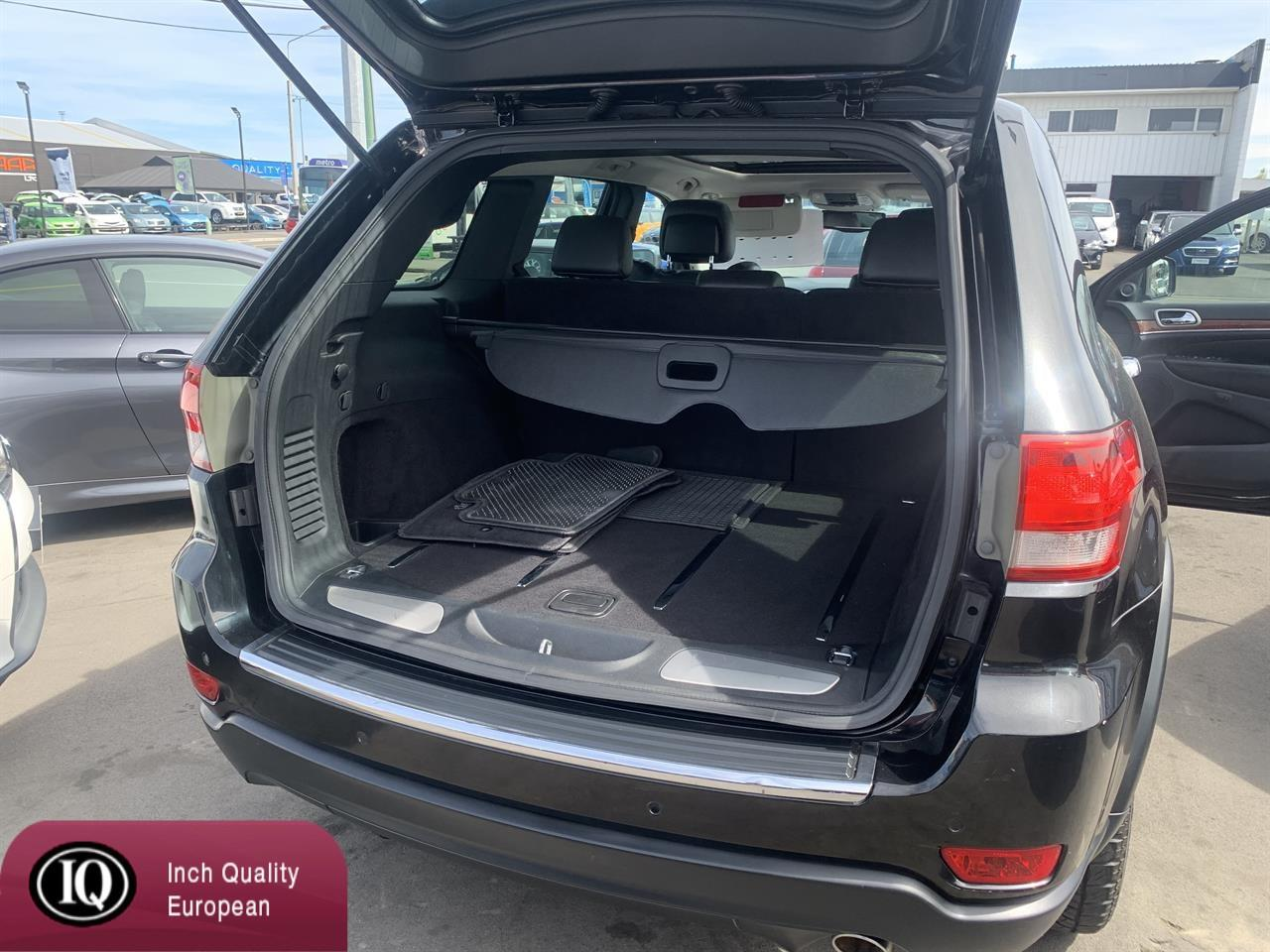 image-9, 2011 Jeep Grand Cherokee Ltd One owner & Highest s at Christchurch