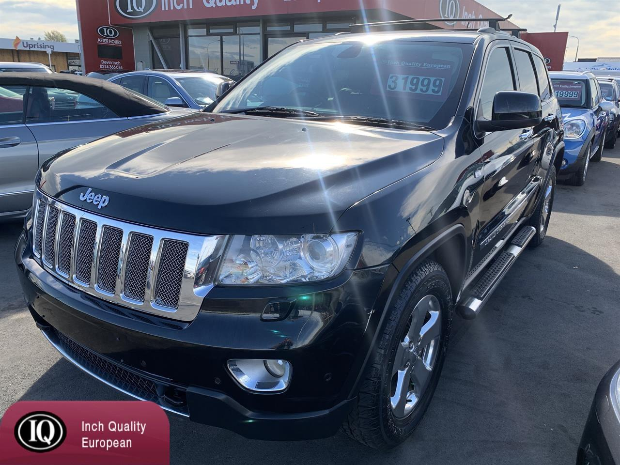 image-2, 2011 Jeep Grand Cherokee Ltd One owner & Highest s at Christchurch