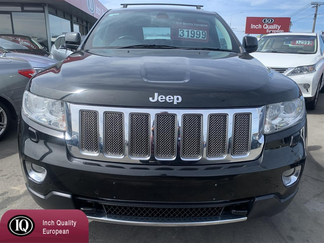 image-12, 2011 Jeep Grand Cherokee Ltd One owner & Highest s at Christchurch
