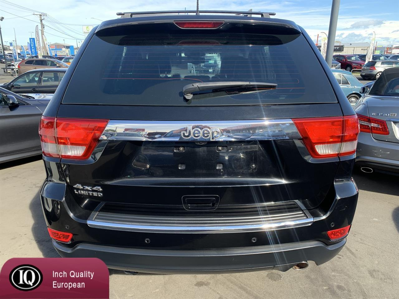 image-4, 2011 Jeep Grand Cherokee Ltd One owner & Highest s at Christchurch