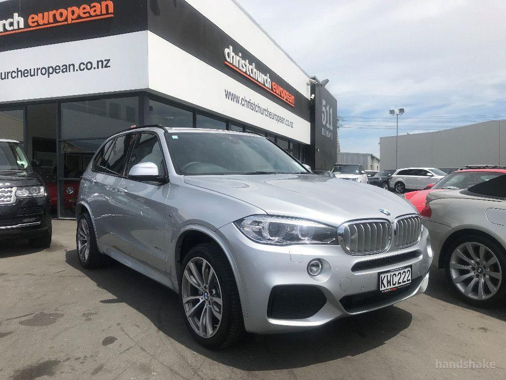 Image 0 2016 Bmw X5 40d Motorsport X Drive 7 Seater Demo