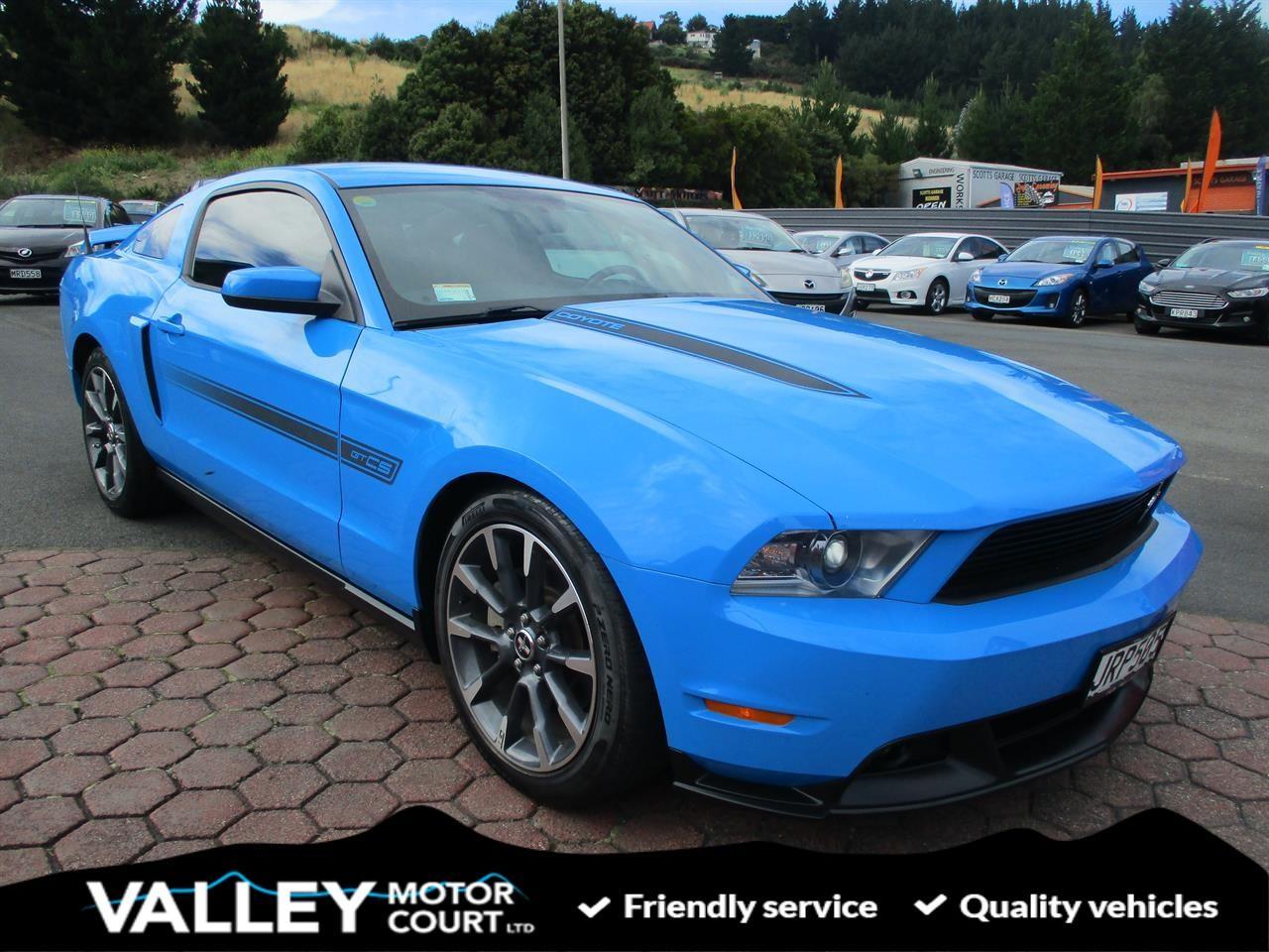 image-0, 2012 Ford Mustang GT/CS at Dunedin