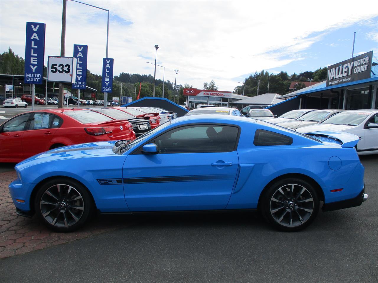 image-7, 2012 Ford Mustang GT/CS at Dunedin