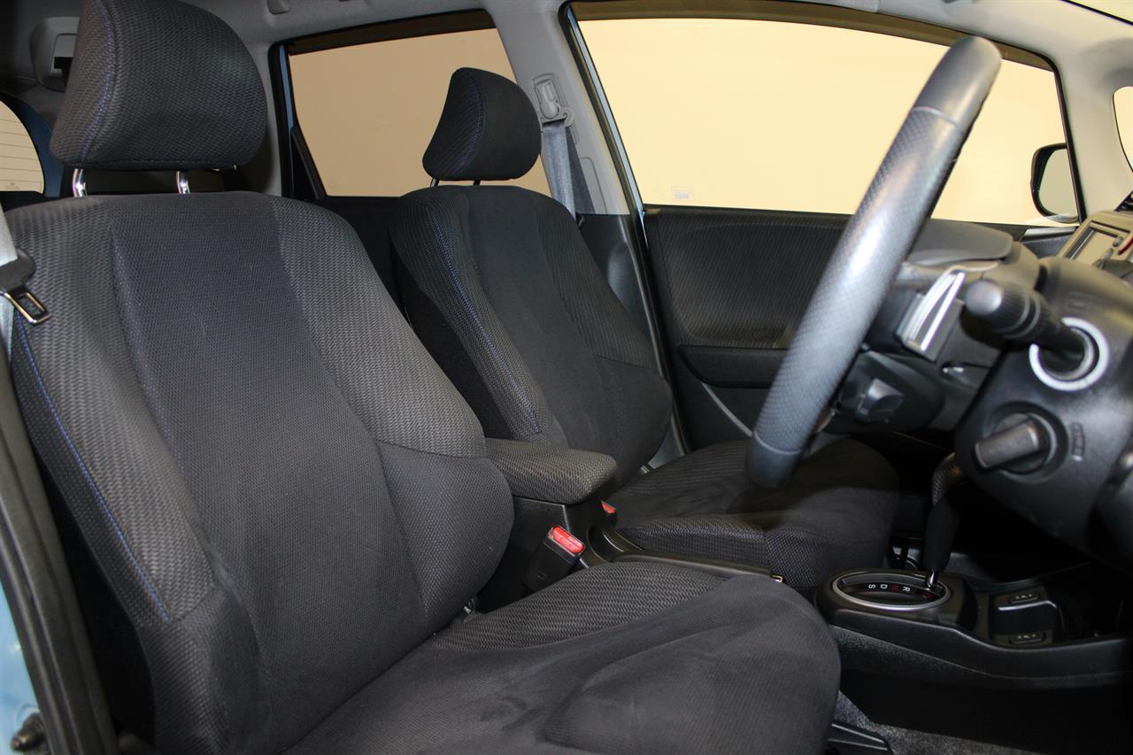 image-10, 2012 Honda Fit Hybrid XH Selection at Christchurch