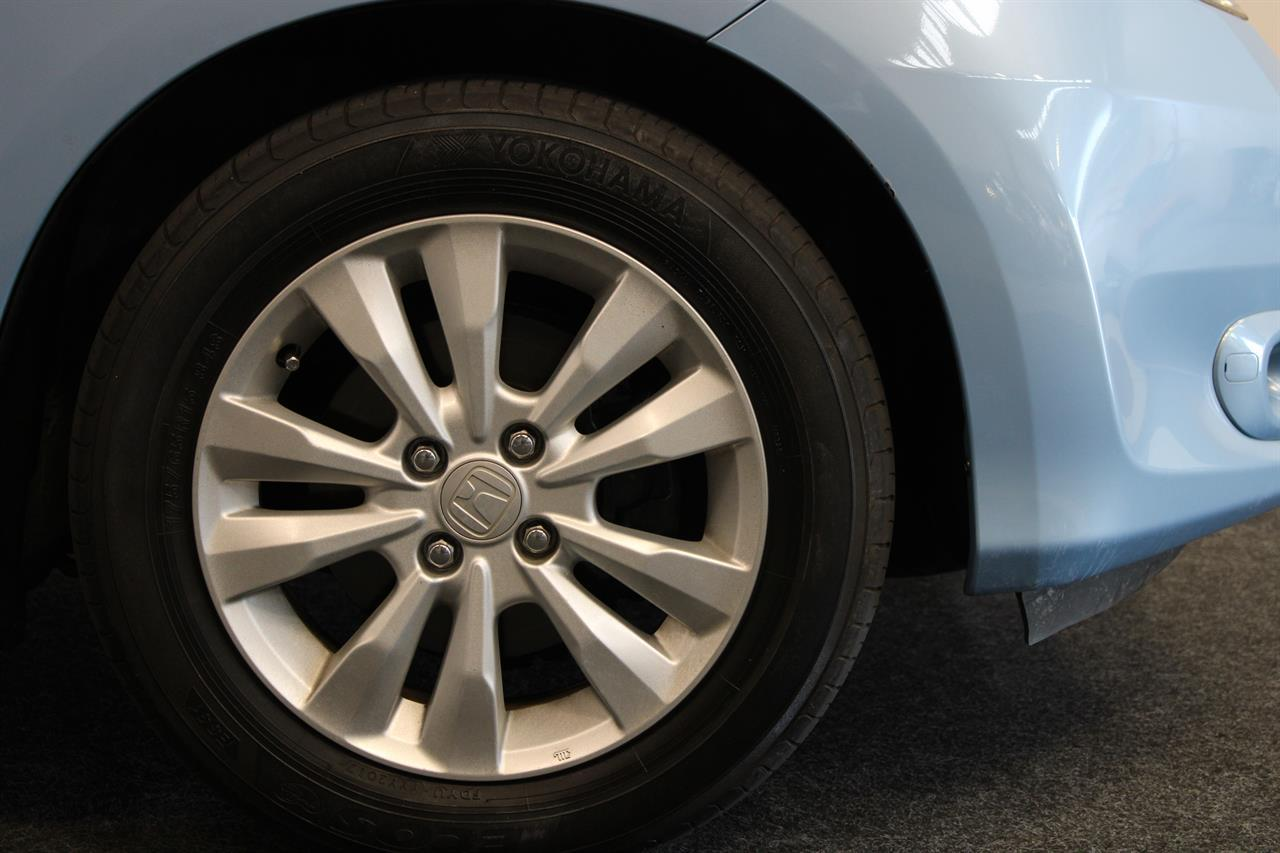 image-8, 2012 Honda Fit Hybrid XH Selection at Christchurch