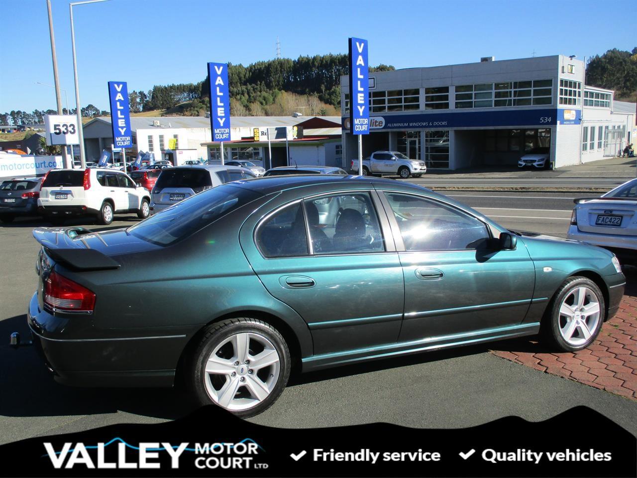 image-0, 2006 Ford Falcon BF FUTURA 4FA at Dunedin
