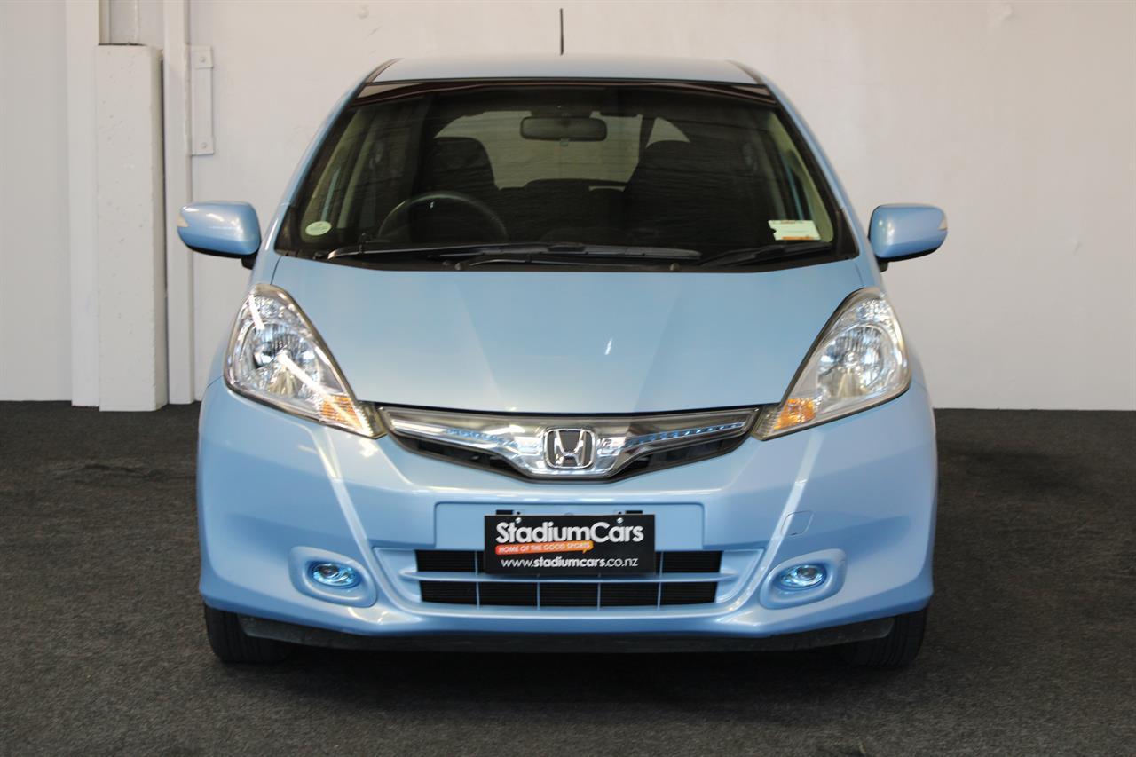 image-7, 2012 Honda Fit Hybrid XH Selection at Christchurch