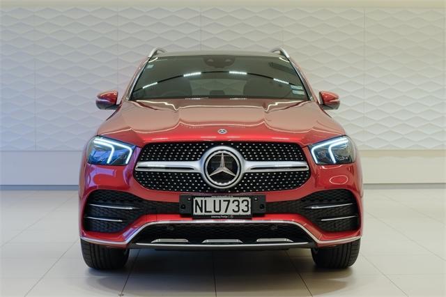 image-3, 2021 MercedesBenz GLE 400 d 4MATIC SUV at Dunedin