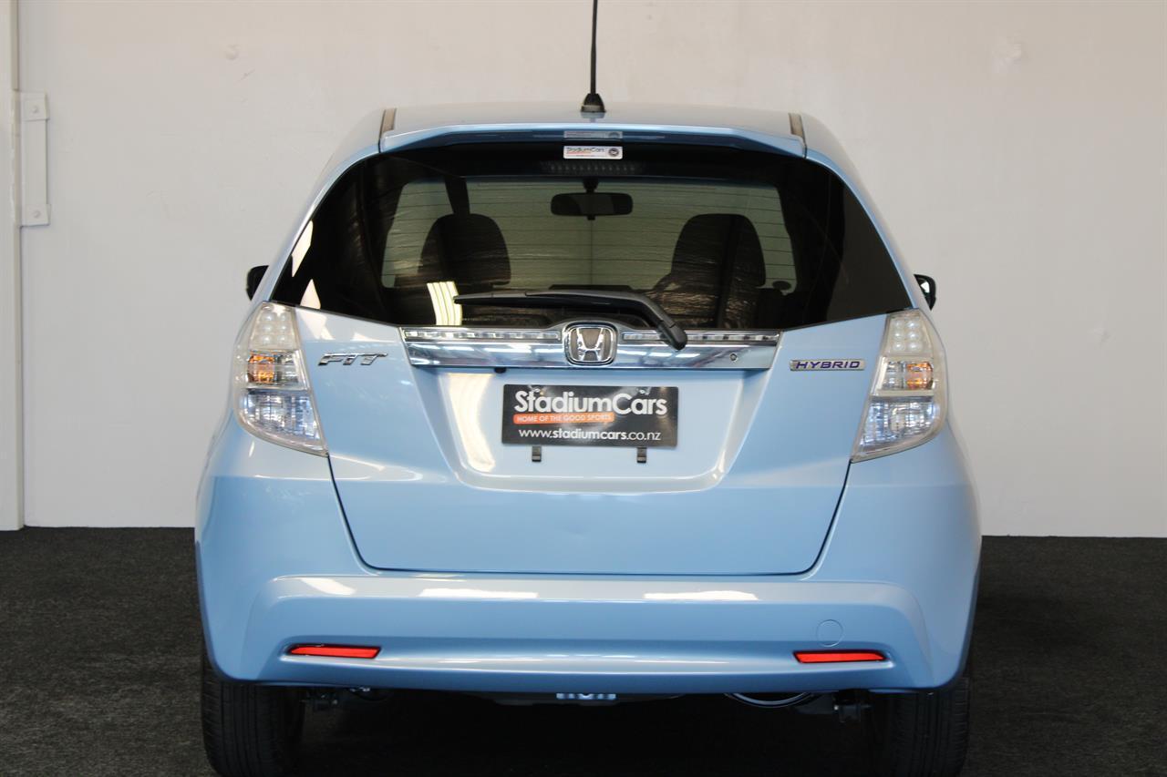 image-3, 2012 Honda Fit Hybrid XH Selection at Christchurch