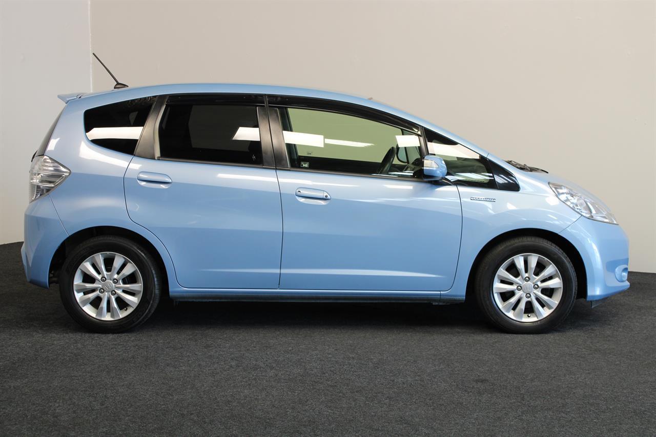 image-1, 2012 Honda Fit Hybrid XH Selection at Christchurch