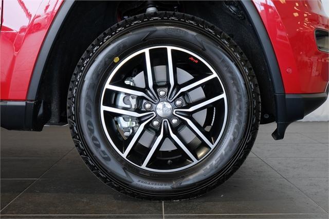 image-6, 2019 Jeep Grand Cherokee Trailhawk 3.0D 4WD at Dunedin