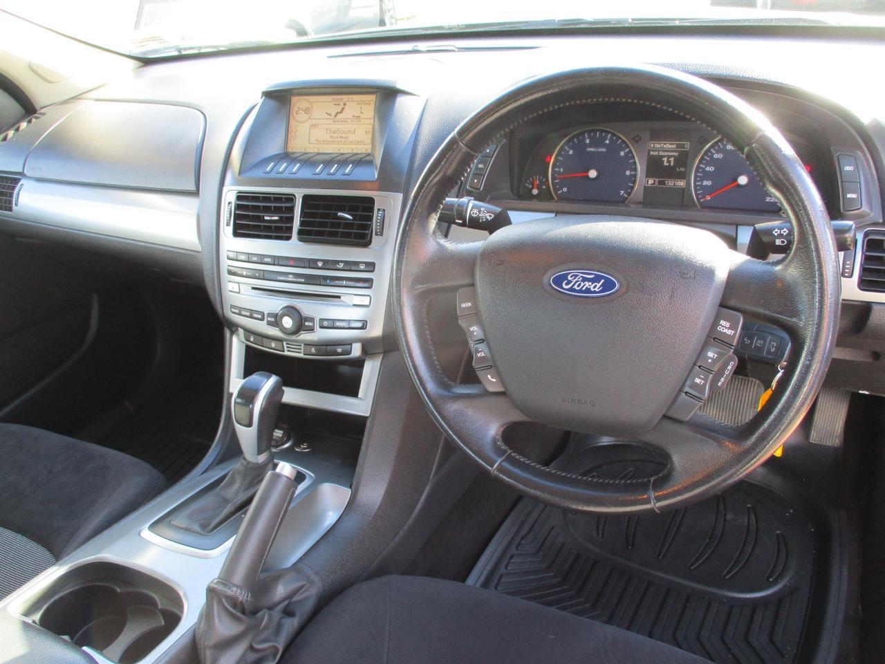 image-17, 2008 Ford Falcon FG G6 AUTO at Dunedin