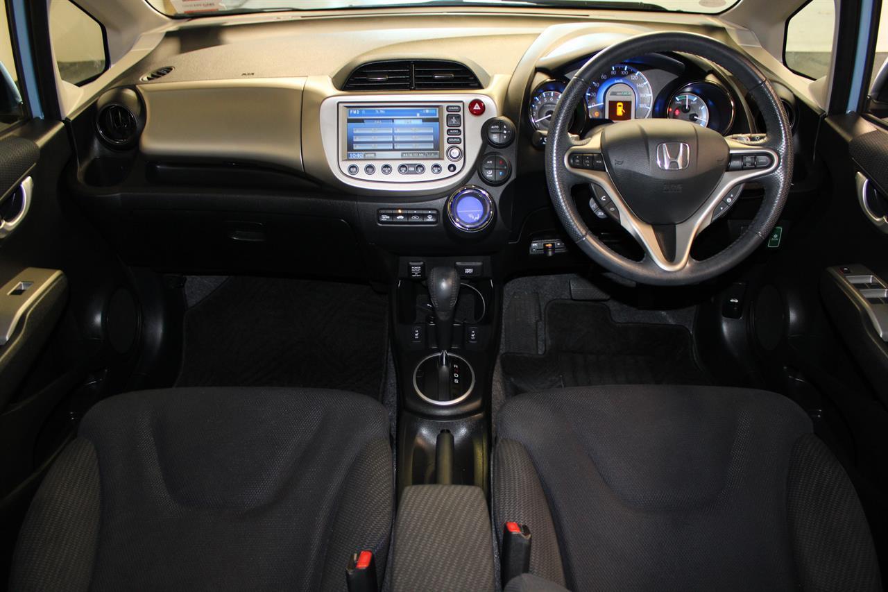image-11, 2012 Honda Fit Hybrid XH Selection at Christchurch