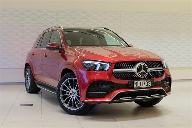 image-0, 2021 MercedesBenz GLE 400 d 4MATIC SUV at Dunedin