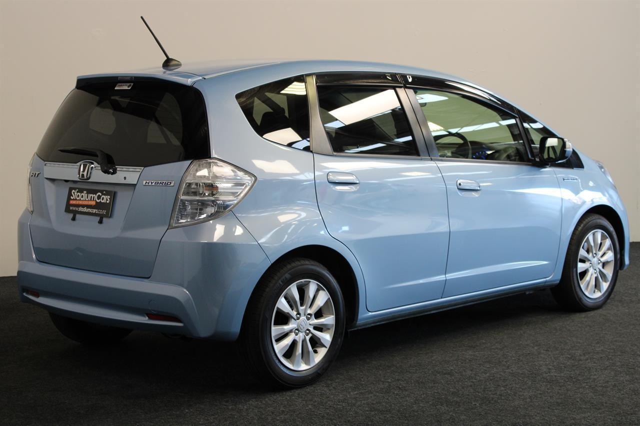 image-2, 2012 Honda Fit Hybrid XH Selection at Christchurch