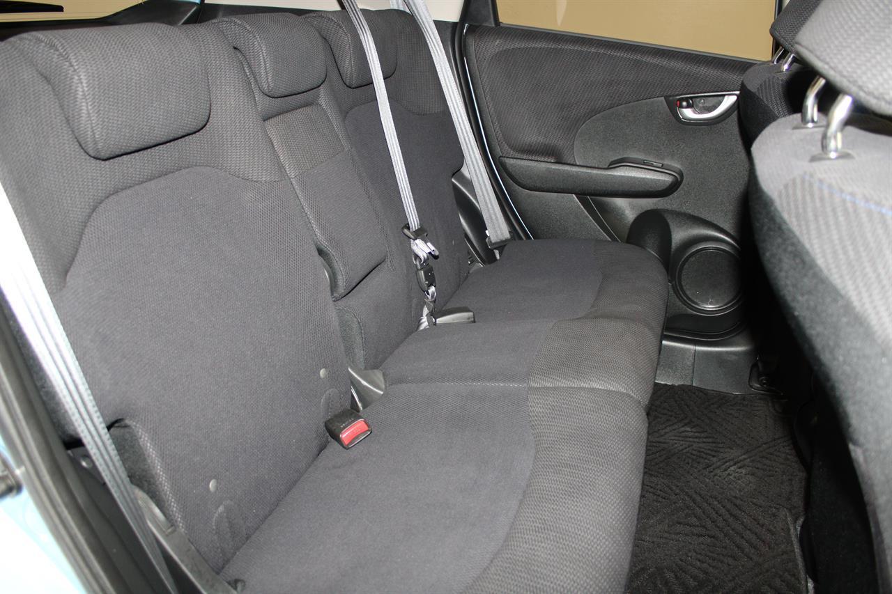 image-12, 2012 Honda Fit Hybrid XH Selection at Christchurch