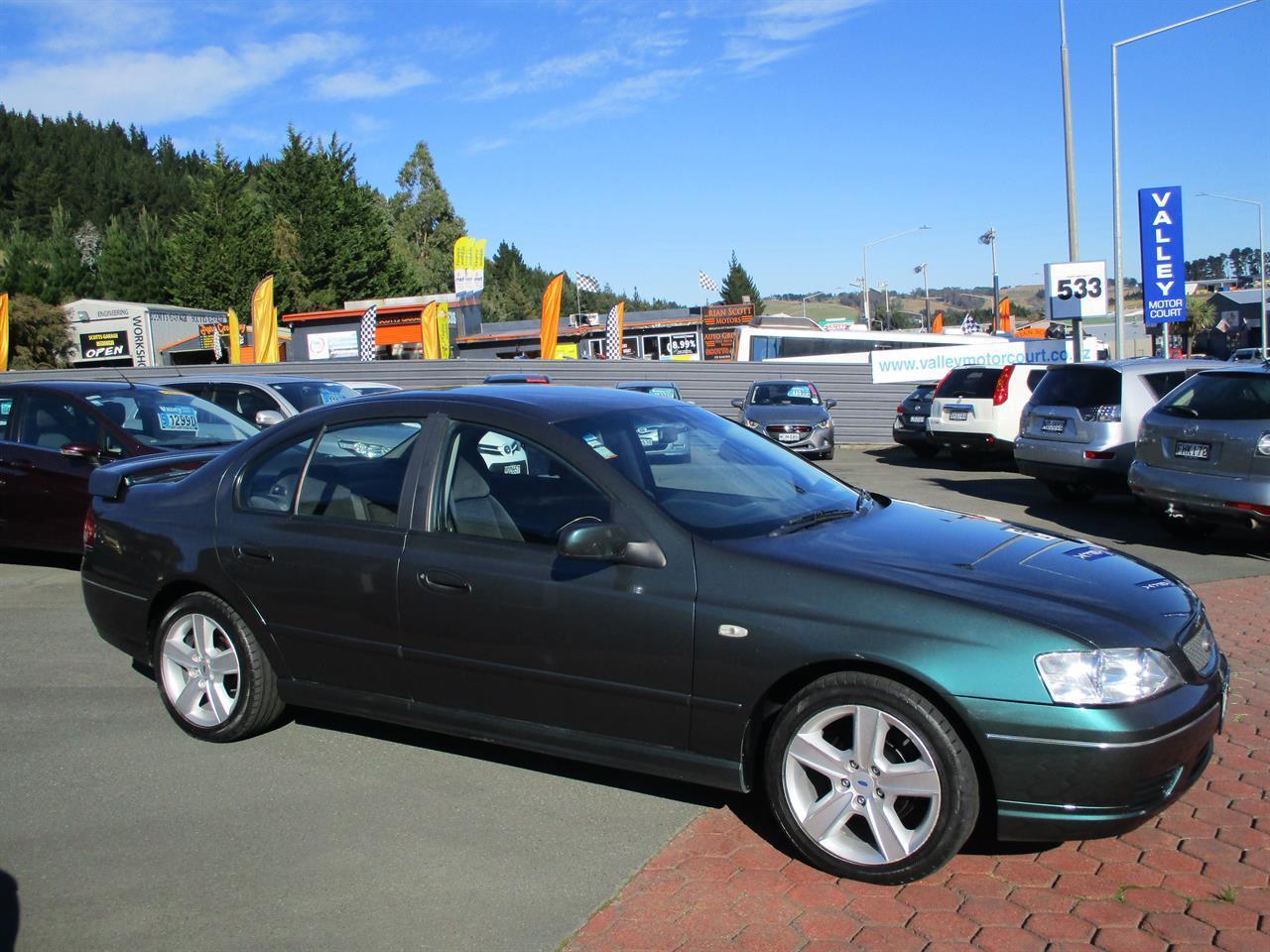 image-2, 2006 Ford Falcon BF FUTURA 4FA at Dunedin