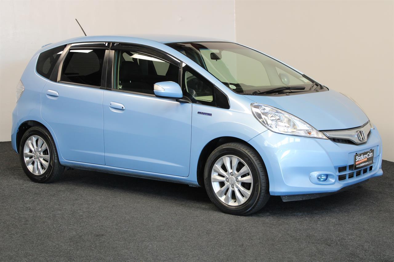 image-0, 2012 Honda Fit Hybrid XH Selection at Christchurch