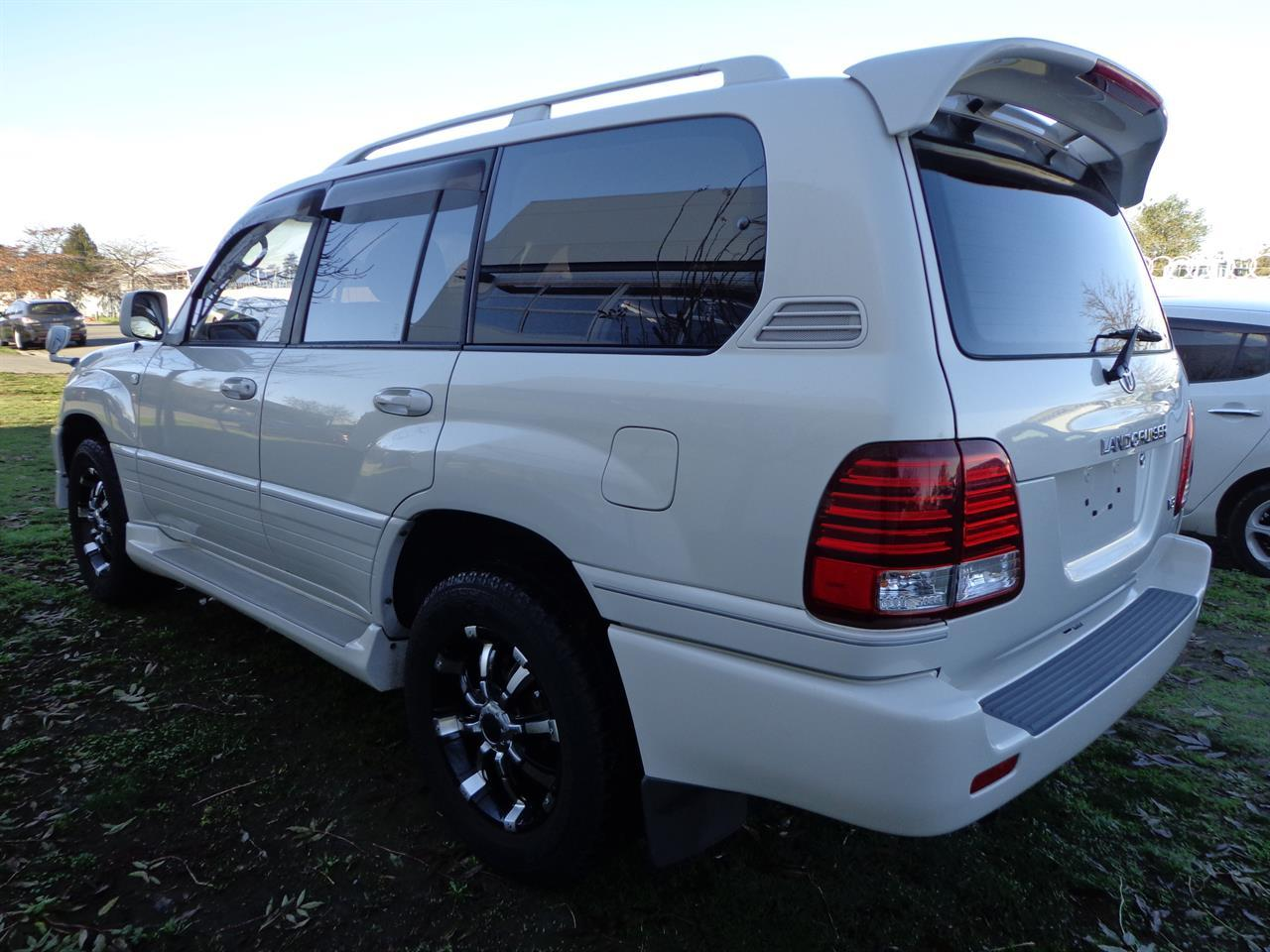 image-5, 2000 Toyota Land Cruiser 100 VX Limited G Selectio at Christchurch