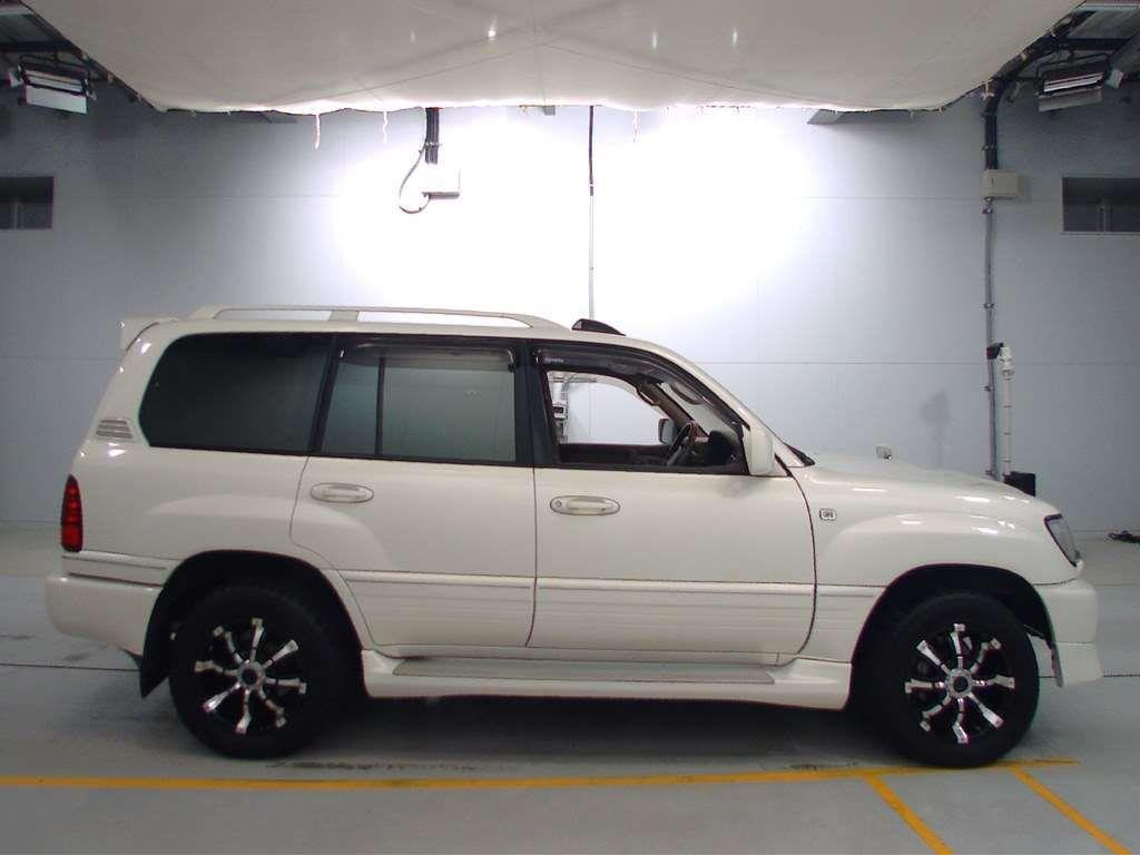 image-2, 2000 Toyota Land Cruiser 100 VX Limited G Selectio at Christchurch