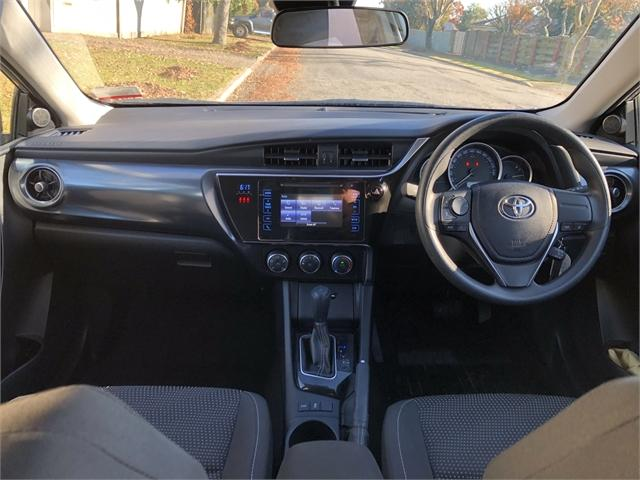 image-14, 2017 Toyota Corolla GX 1.8L Petrol Auto 5-Door Hat at Waimakariri