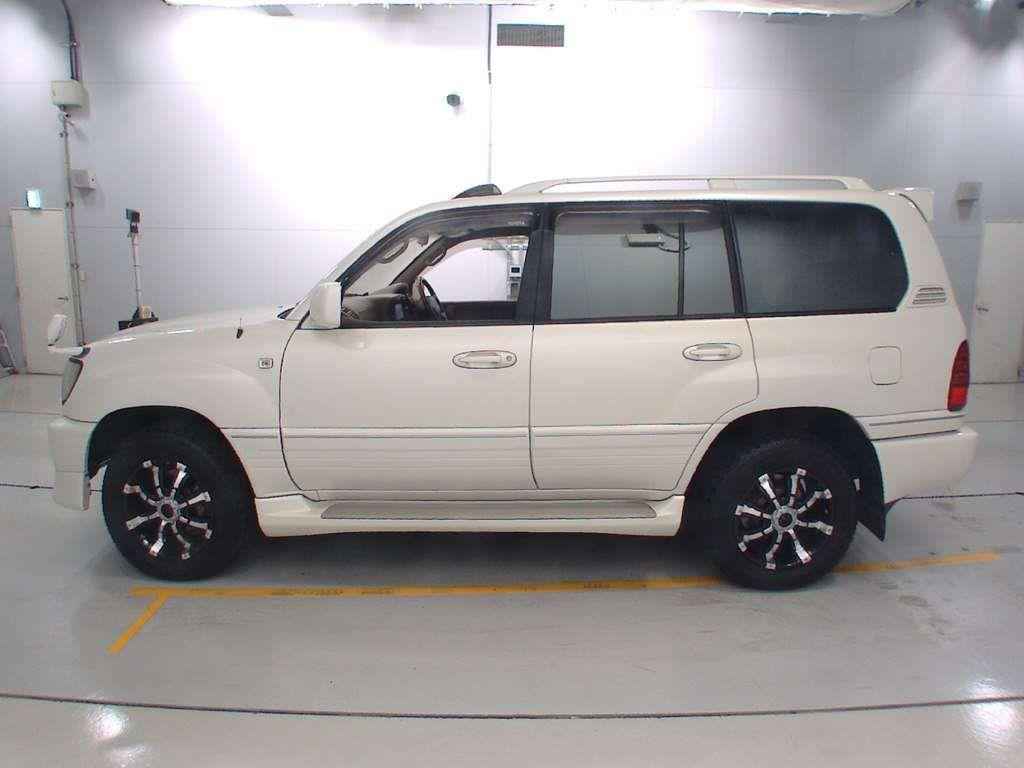 image-6, 2000 Toyota Land Cruiser 100 VX Limited G Selectio at Christchurch