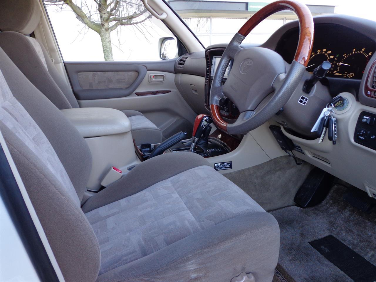 image-9, 2000 Toyota Land Cruiser 100 VX Limited G Selectio at Christchurch