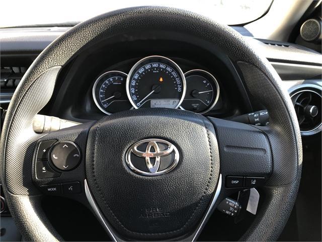 image-17, 2017 Toyota Corolla GX 1.8L Petrol Auto 5-Door Hat at Waimakariri
