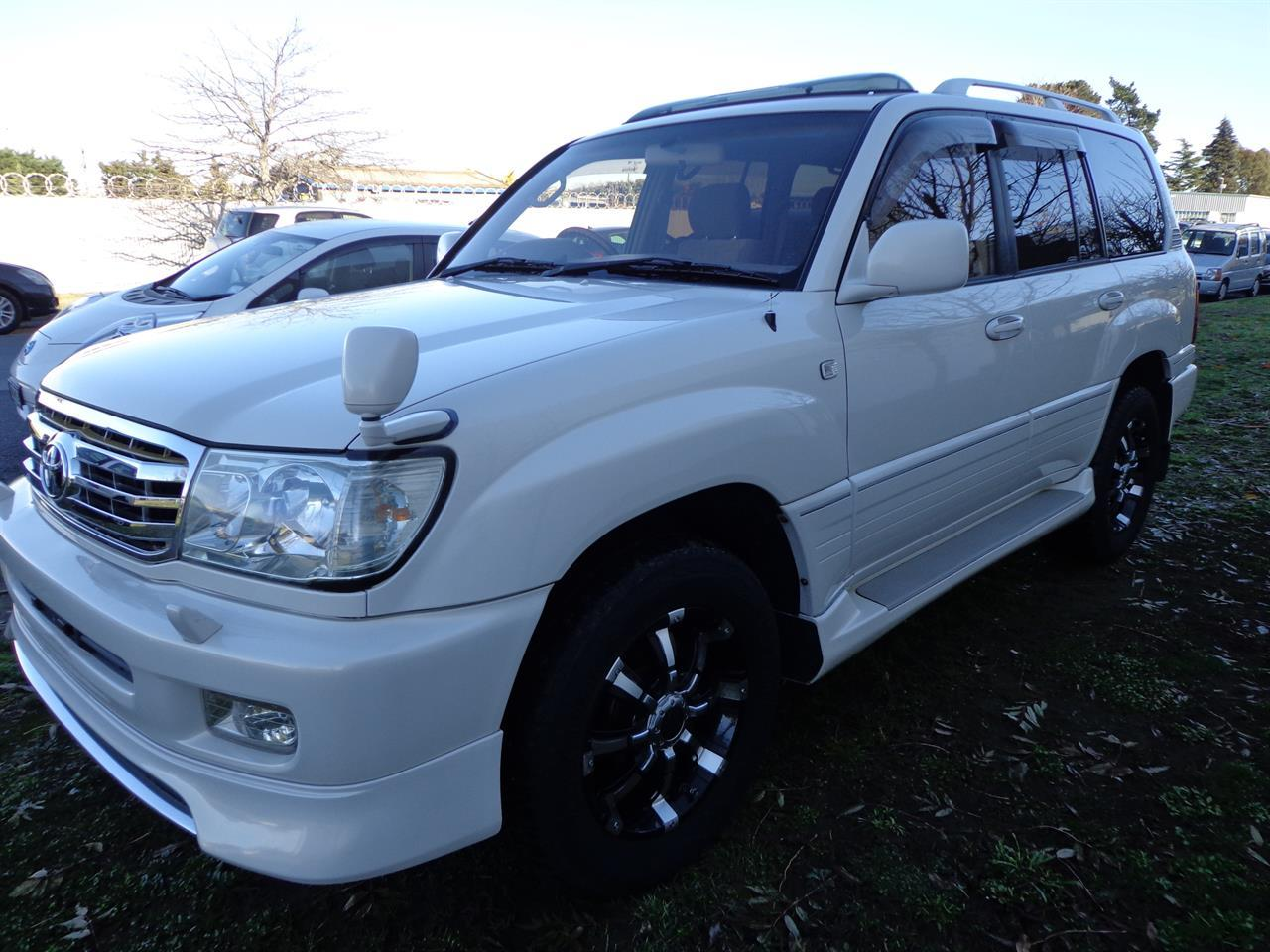 image-7, 2000 Toyota Land Cruiser 100 VX Limited G Selectio at Christchurch
