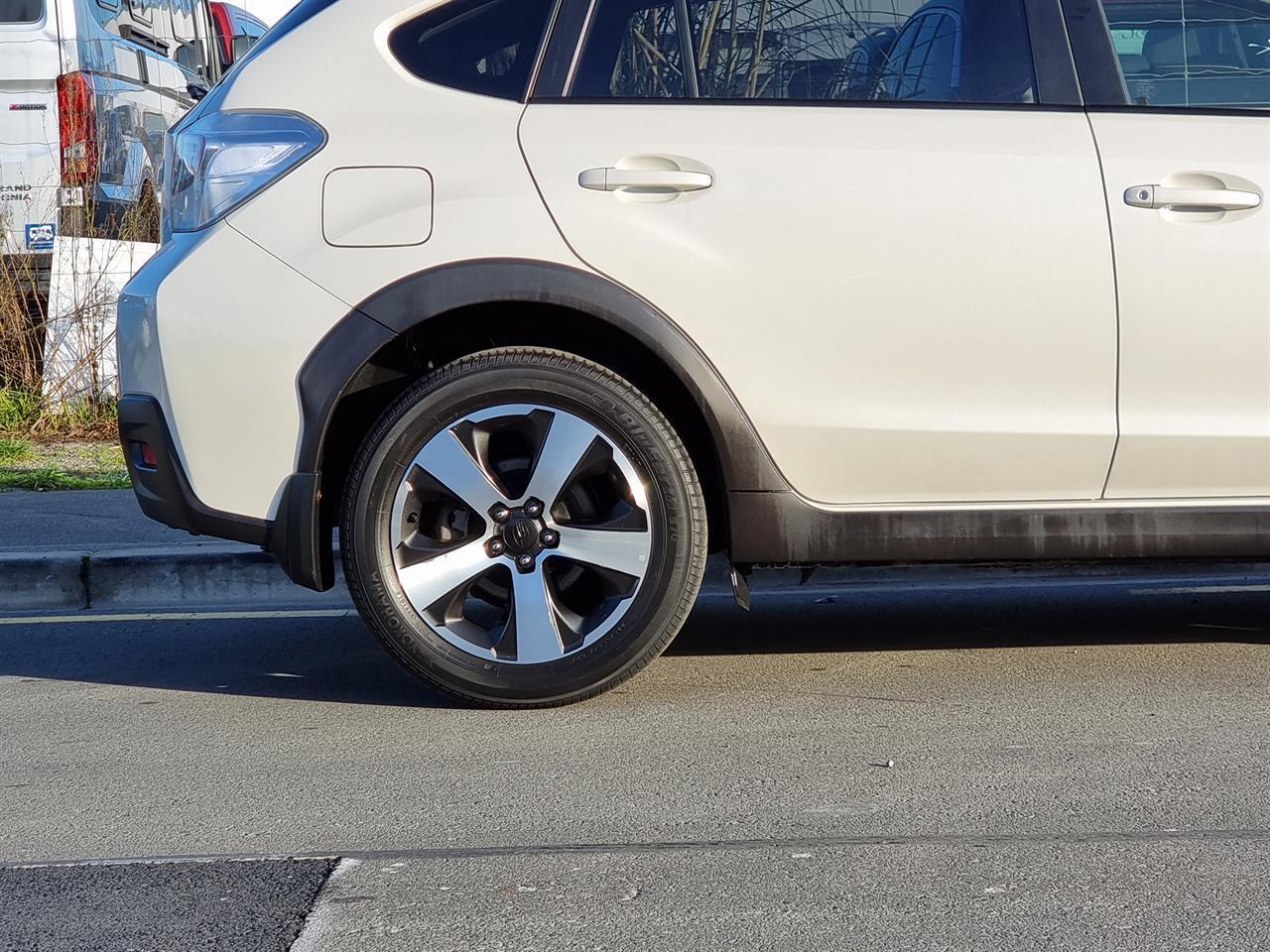 image-8, 2014 Subaru XV Hybrid 4WD at Christchurch