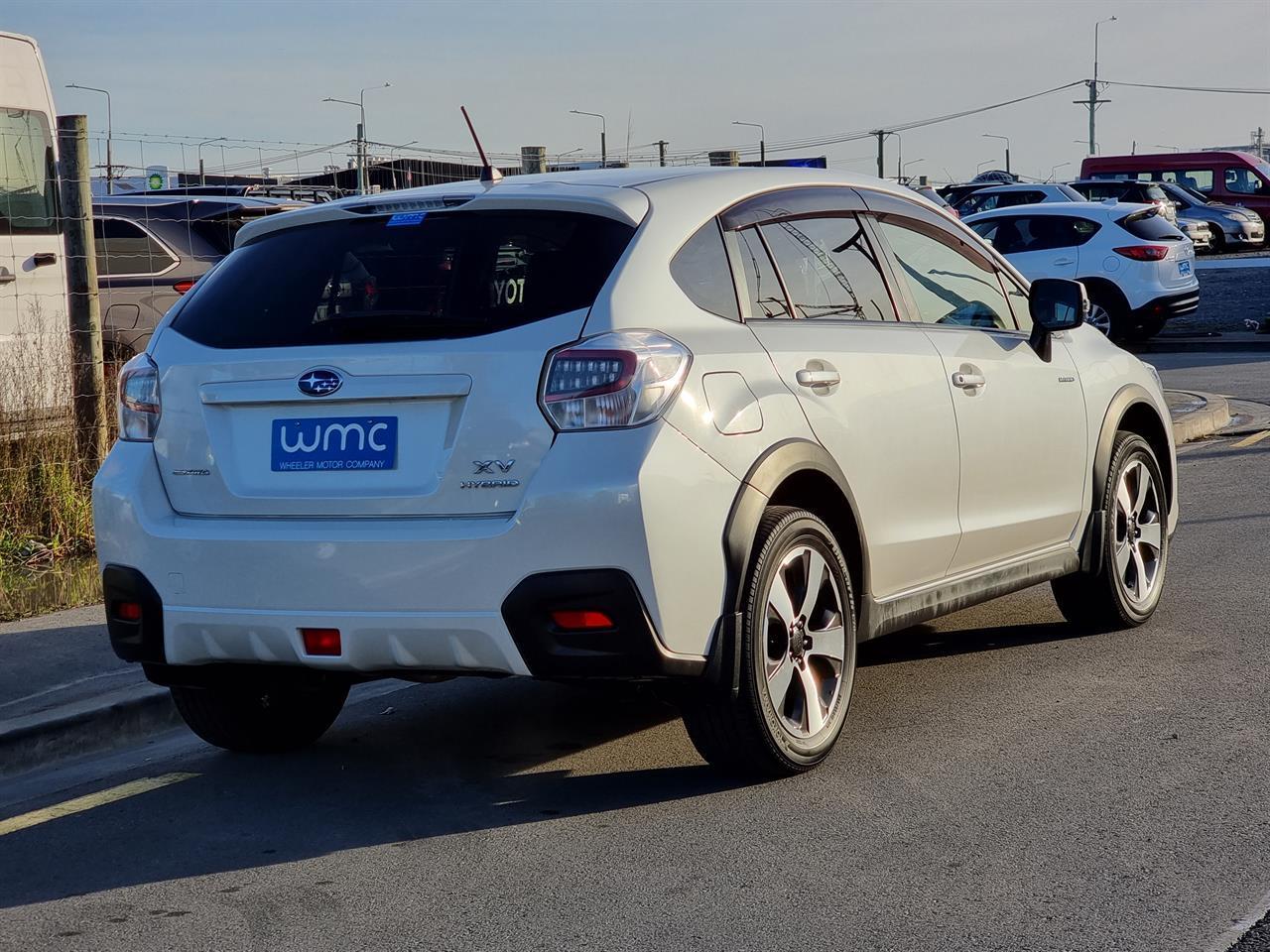 image-7, 2014 Subaru XV Hybrid 4WD at Christchurch