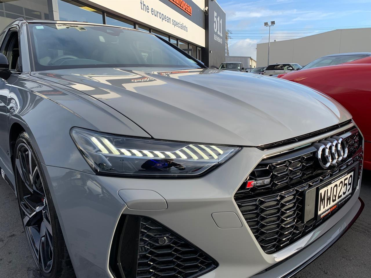 image-6, 2020 Audi RS6 4.0 V8T 441KW Launch Edition at Christchurch