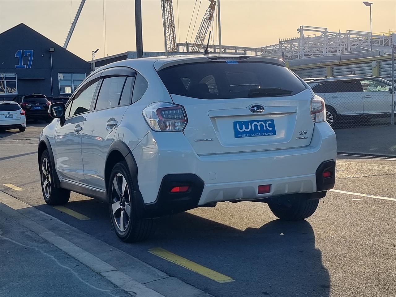 image-5, 2014 Subaru XV Hybrid 4WD at Christchurch