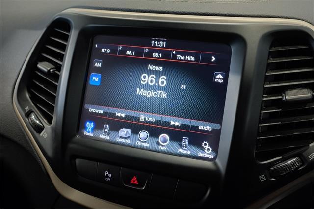image-16, 2015 Jeep Cherokee Limited 2.0L Diesel 9 Speed Aut at Dunedin