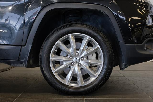 image-5, 2015 Jeep Cherokee Limited 2.0L Diesel 9 Speed Aut at Dunedin