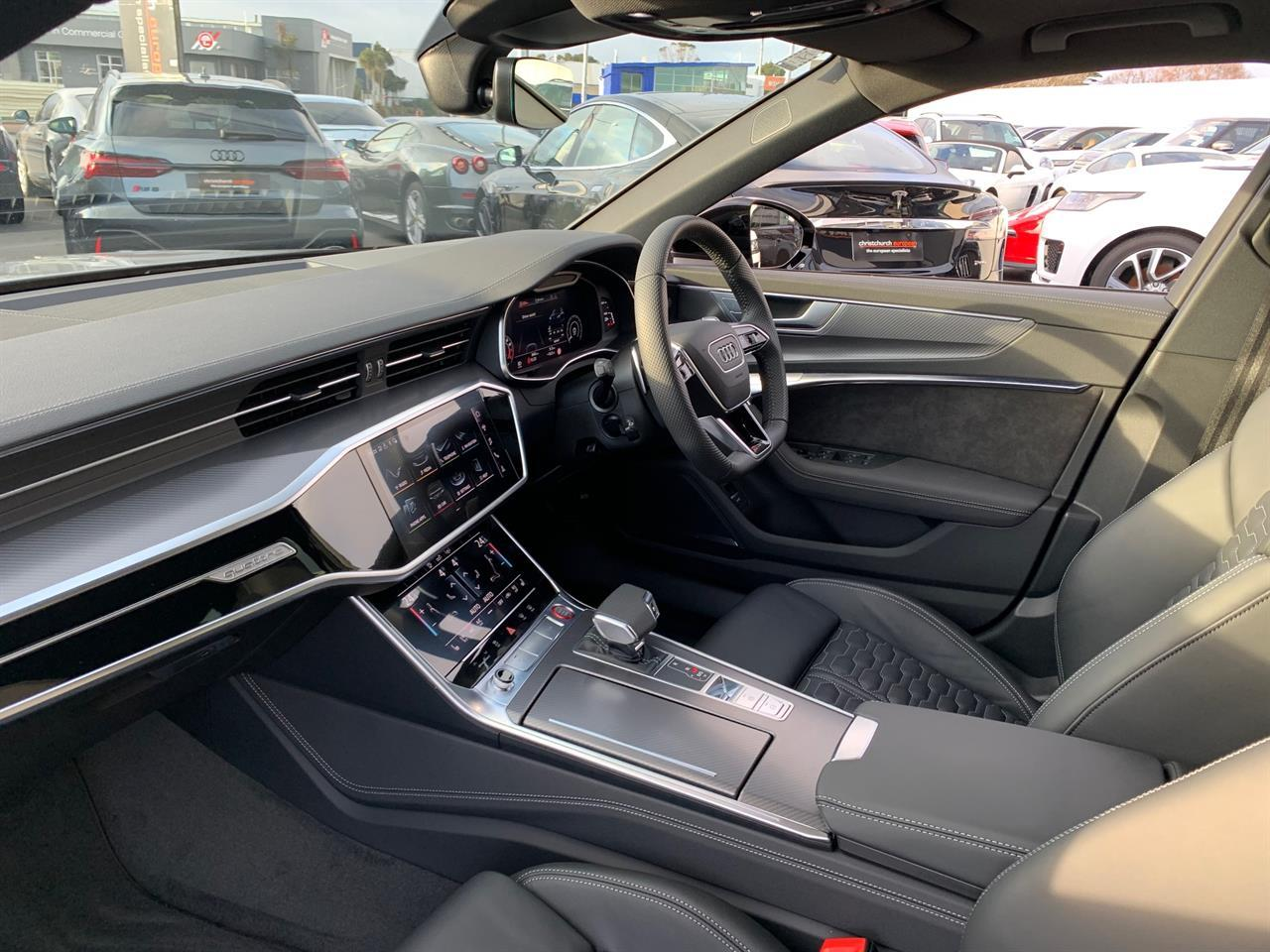 image-8, 2020 Audi RS6 4.0 V8T 441KW Launch Edition at Christchurch