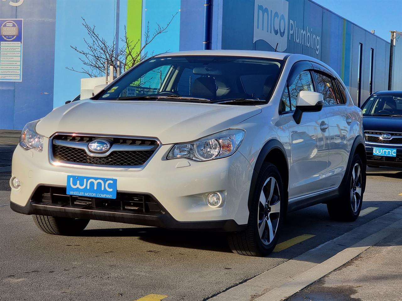 image-3, 2014 Subaru XV Hybrid 4WD at Christchurch