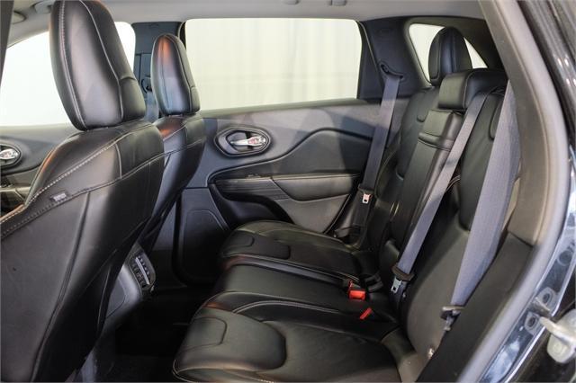 image-11, 2015 Jeep Cherokee Limited 2.0L Diesel 9 Speed Aut at Dunedin
