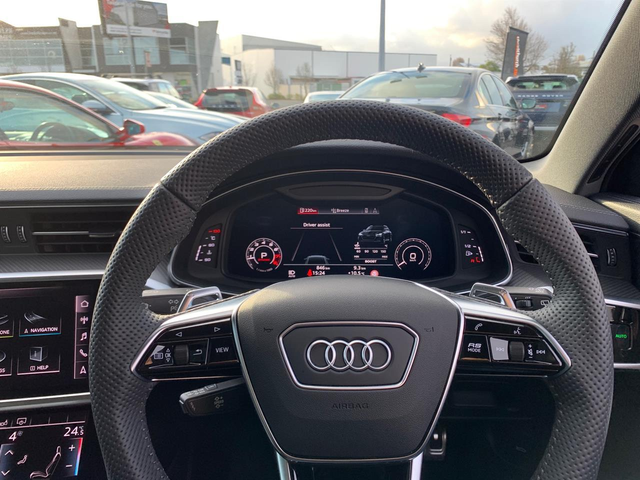 image-12, 2020 Audi RS6 4.0 V8T 441KW Launch Edition at Christchurch