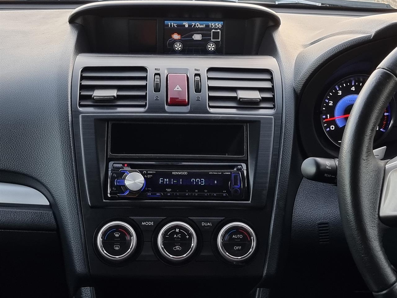 image-13, 2014 Subaru XV Hybrid 4WD at Christchurch