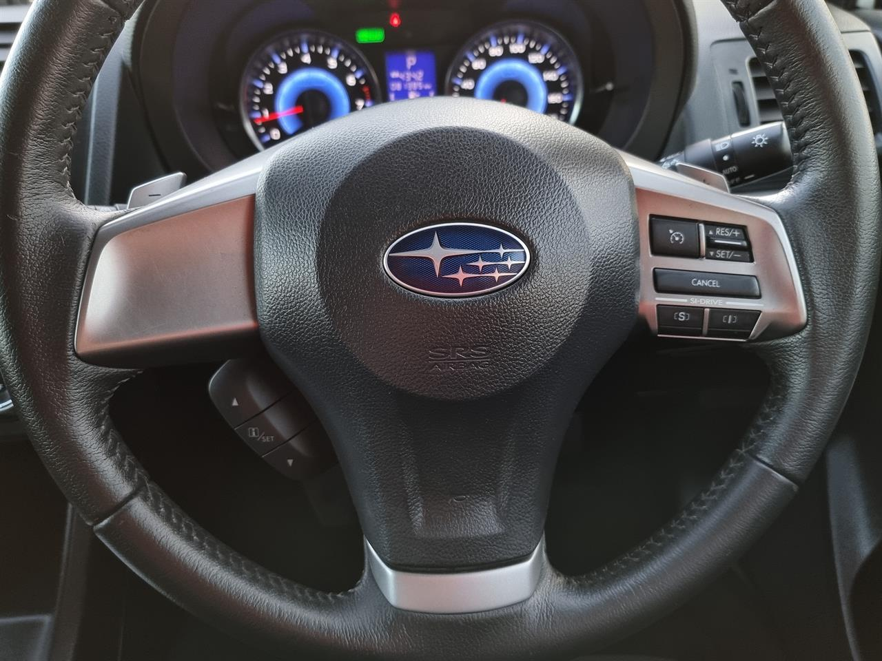 image-12, 2014 Subaru XV Hybrid 4WD at Christchurch
