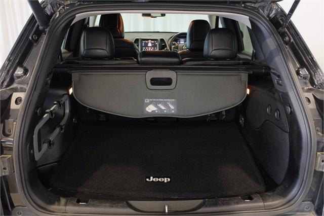 image-19, 2015 Jeep Cherokee Limited 2.0L Diesel 9 Speed Aut at Dunedin