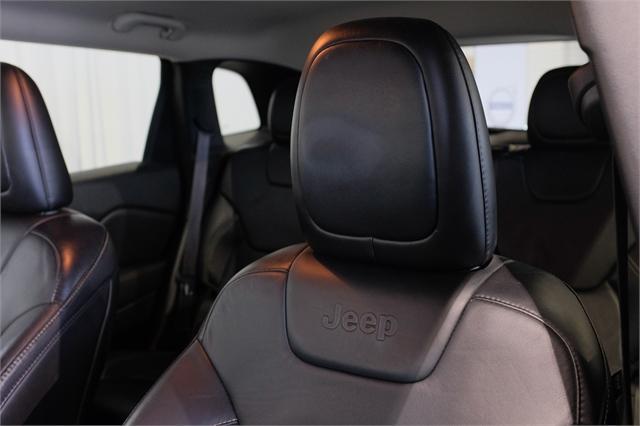 image-10, 2015 Jeep Cherokee Limited 2.0L Diesel 9 Speed Aut at Dunedin