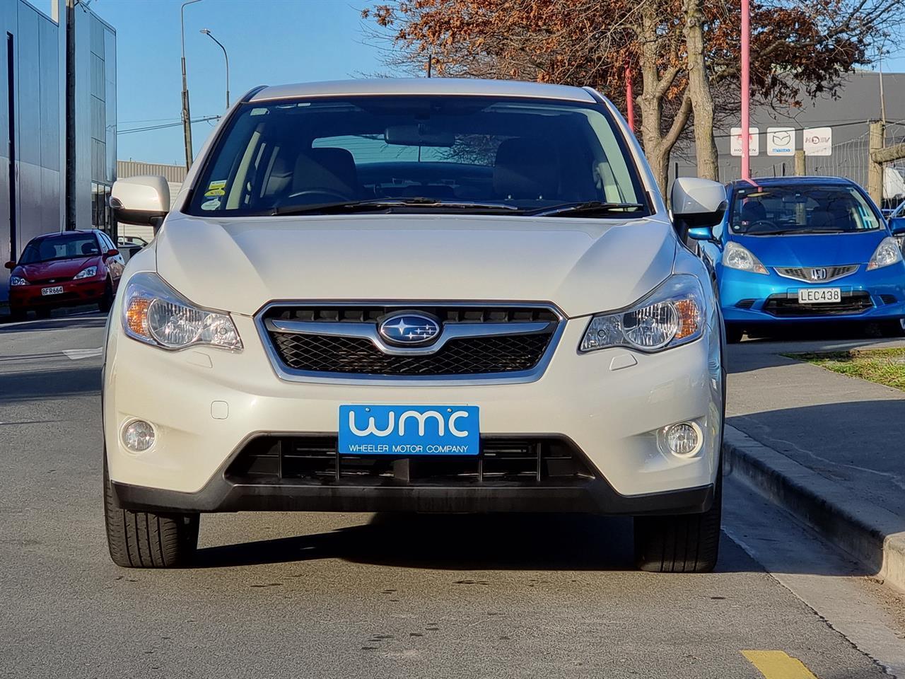 image-2, 2014 Subaru XV Hybrid 4WD at Christchurch