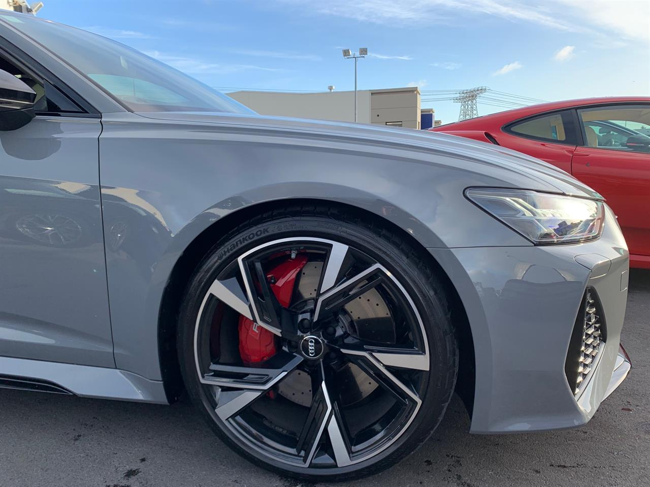 image-5, 2020 Audi RS6 4.0 V8T 441KW Launch Edition at Christchurch