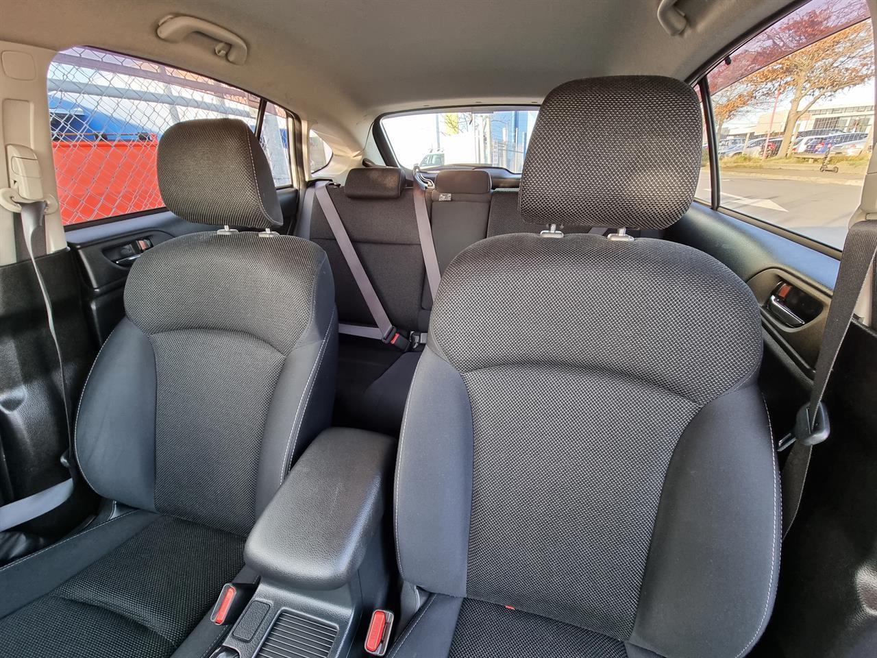 image-11, 2014 Subaru XV Hybrid 4WD at Christchurch