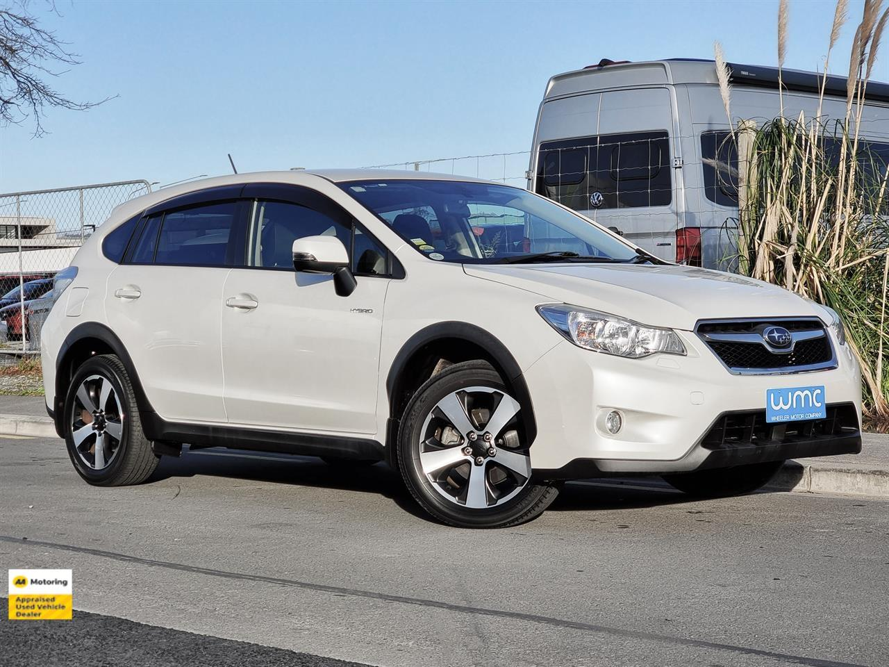 image-0, 2014 Subaru XV Hybrid 4WD at Christchurch