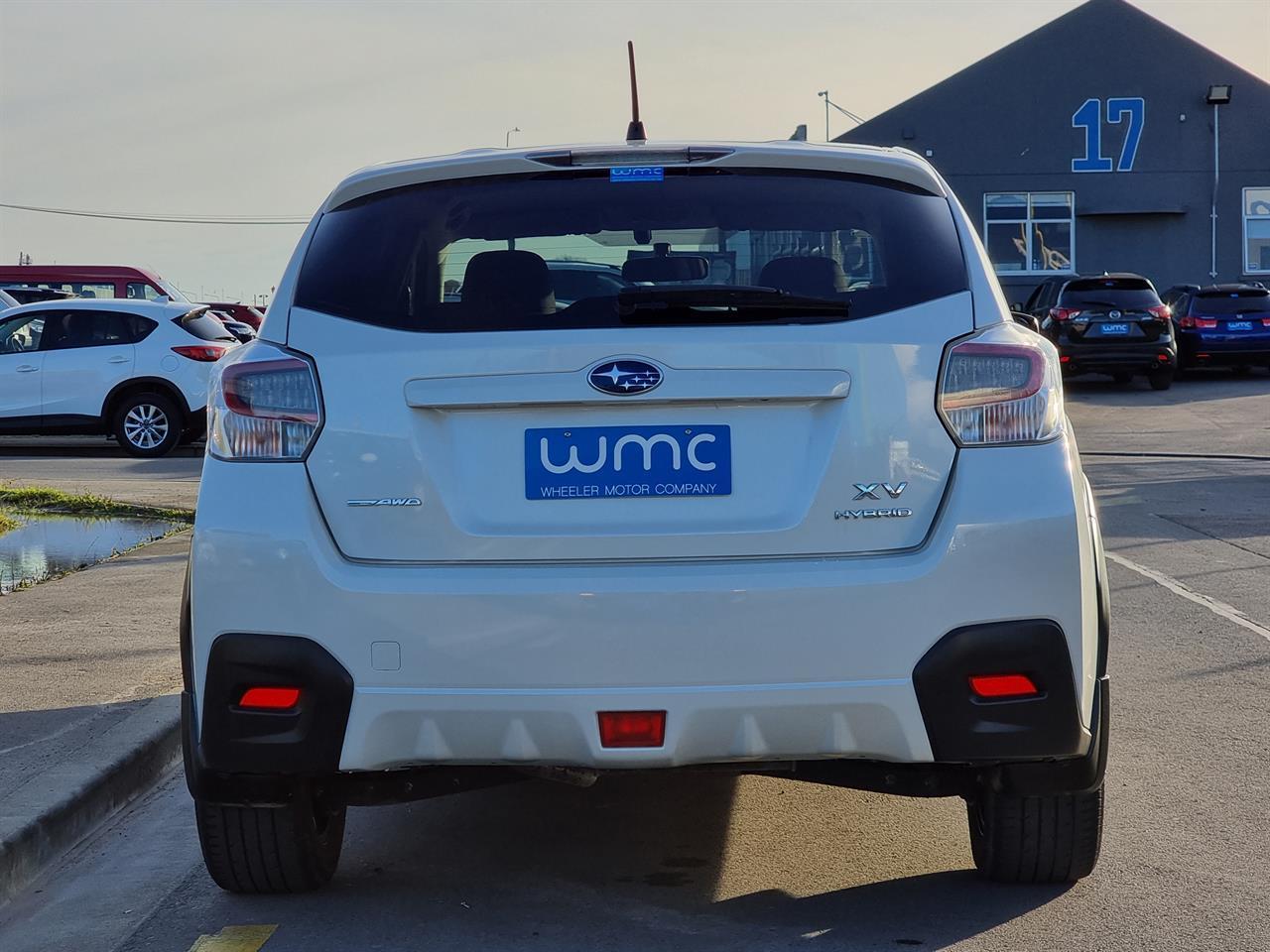image-6, 2014 Subaru XV Hybrid 4WD at Christchurch