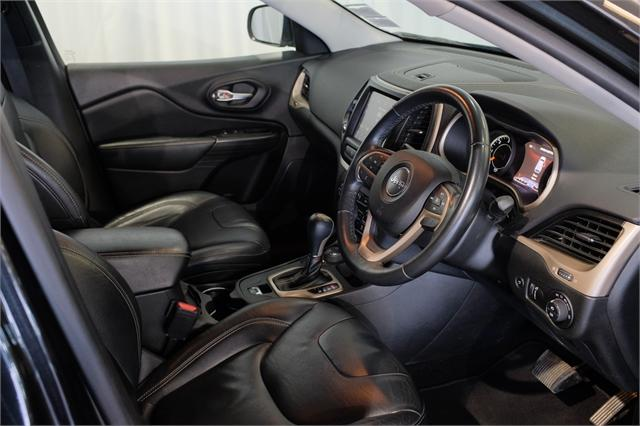 image-7, 2015 Jeep Cherokee Limited 2.0L Diesel 9 Speed Aut at Dunedin
