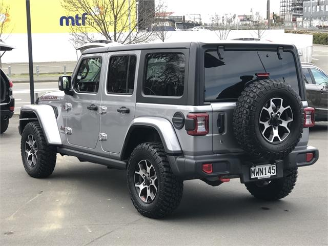 image-1, 2020 Jeep Wrangler Rubicon 3.6Lt Petrol at Christchurch